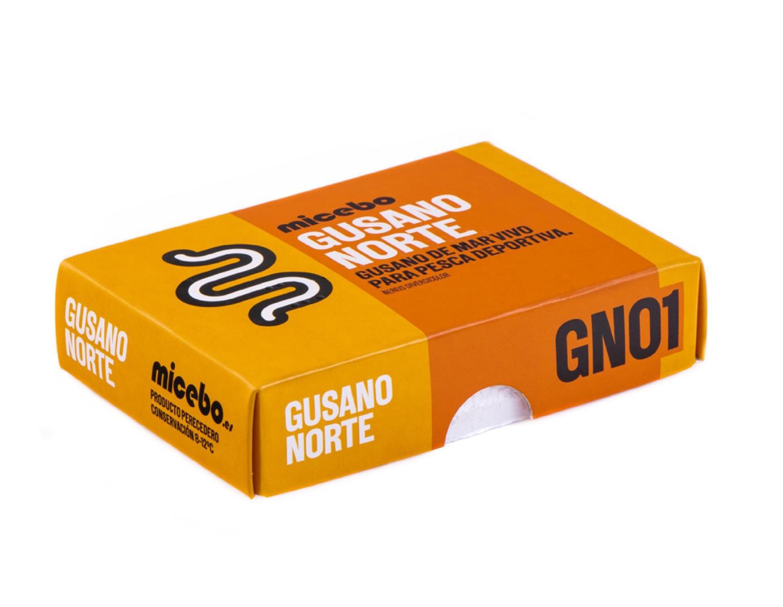 GUSANO NORTE